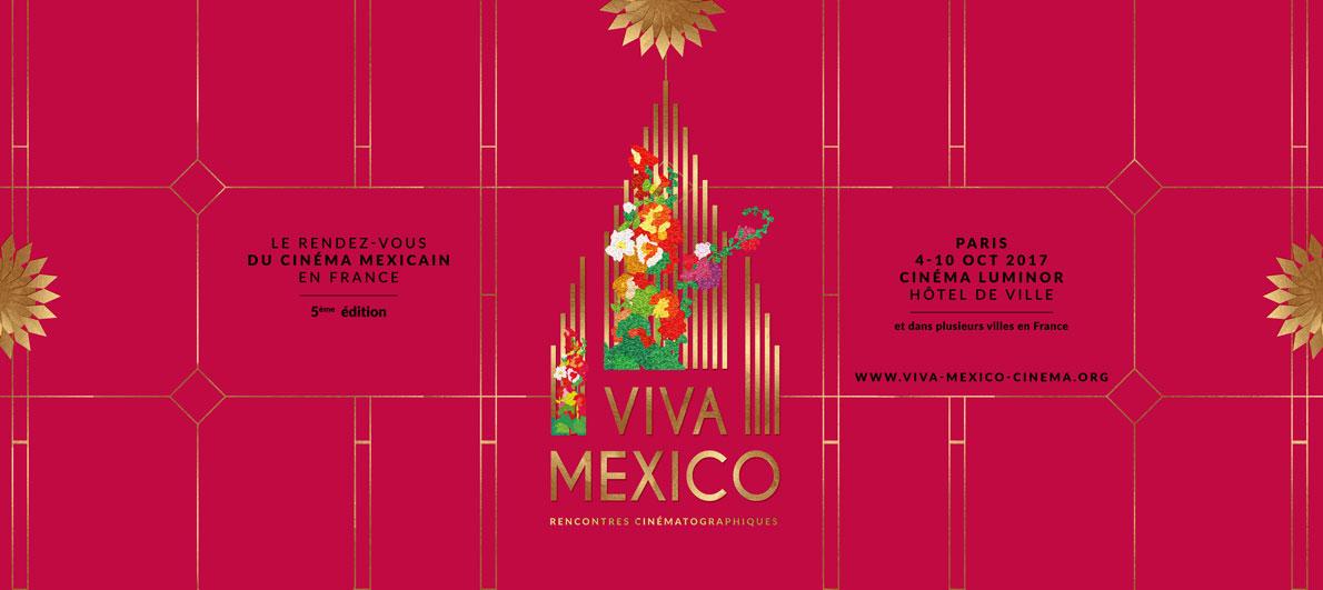 Viva Mexico Rencontres Cinématographiques
