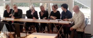 Table ronde : Un regard cinématographique sur la ville de México