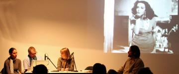 Table Ronde : <br>Arts plastiques et Cinéma</br>