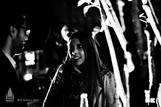 Rencontres black and white